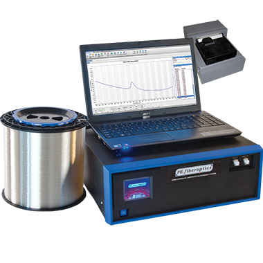 Spectral Attenuation Measurement System